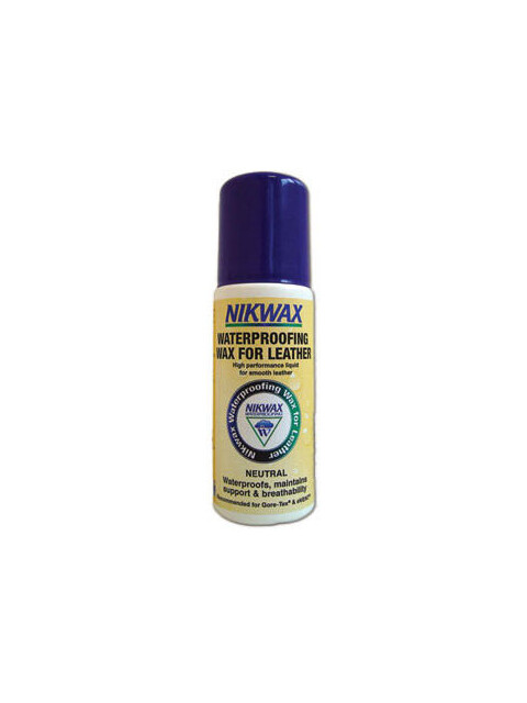 Nikwax Waterproofing Wax For Leather 125ml Neutral (NW751)